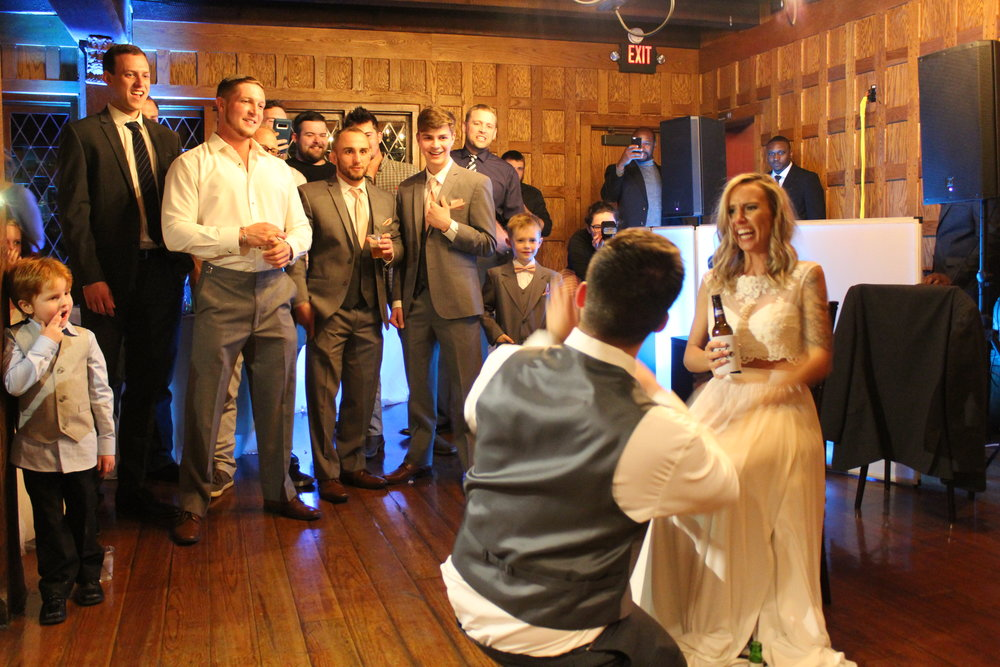 Wedding at Castle McCullough