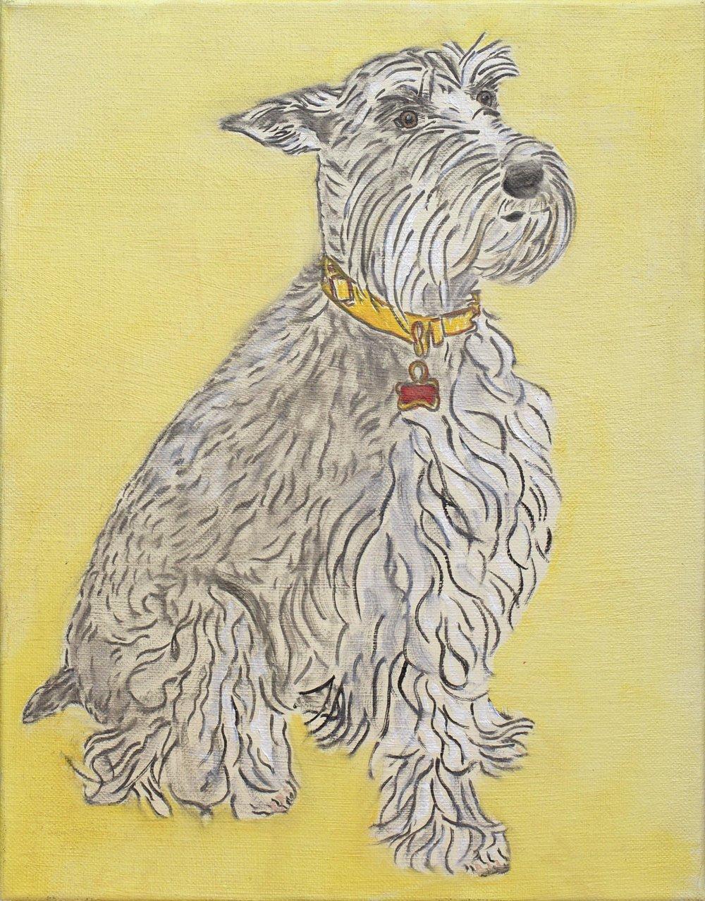 Portrait of Guinness
