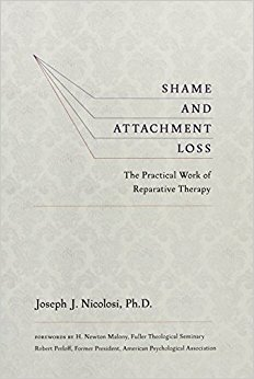 Audiobook of Shame & Attachment Loss - The Practical Work of Reparative Therapy