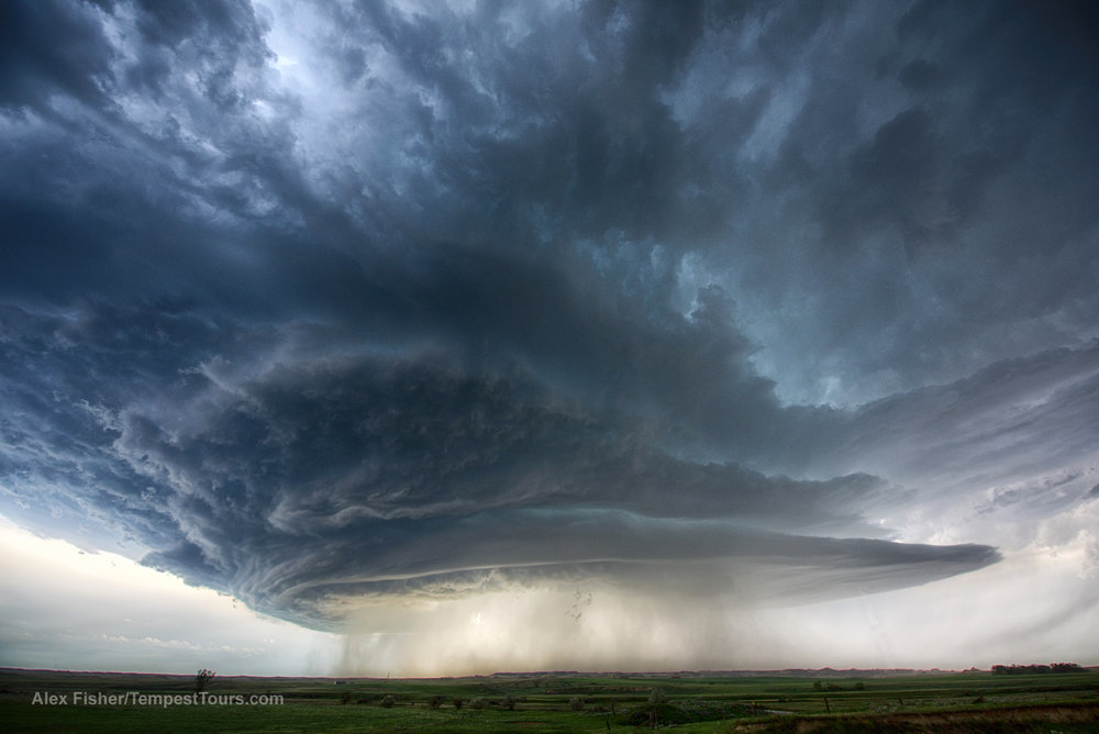 Awesome supercell by Alex Fisher Tempest Tours Storm Chasing Expeditions www.tempesttours.com.jpg