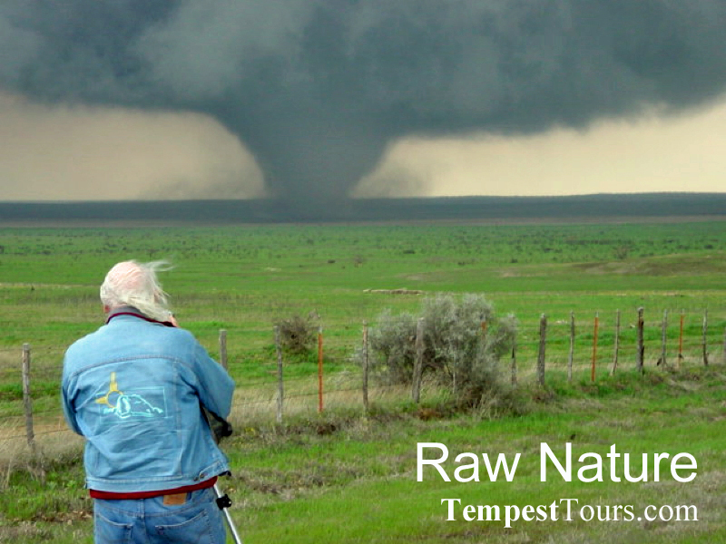 Chuck Doswell and big twister Tempest Tours Storm Chasing Expeditions www.tempesttours.com.jpg
