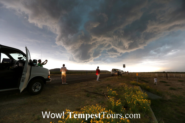 Tempest_guests_under_storm_base_2013Tempest Tours Storm Chasing Expeditions www.tempesttours.com.jpg
