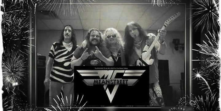 "Welcome to Meanstreet, the home of the North East's premier Van Halen tribute act! Meanstreet is based out of Pittsburgh PA ""Meanstreet"" performs shows across Ohio, West Virginia, Pennsylavnia, Maryland, and Playing music from the early years of Van Halen ""Meanstreet"" is dedicated to giving their fans the ""Van Halen"" Show of the early years The Look!,Sound! & Performance Spectacle."