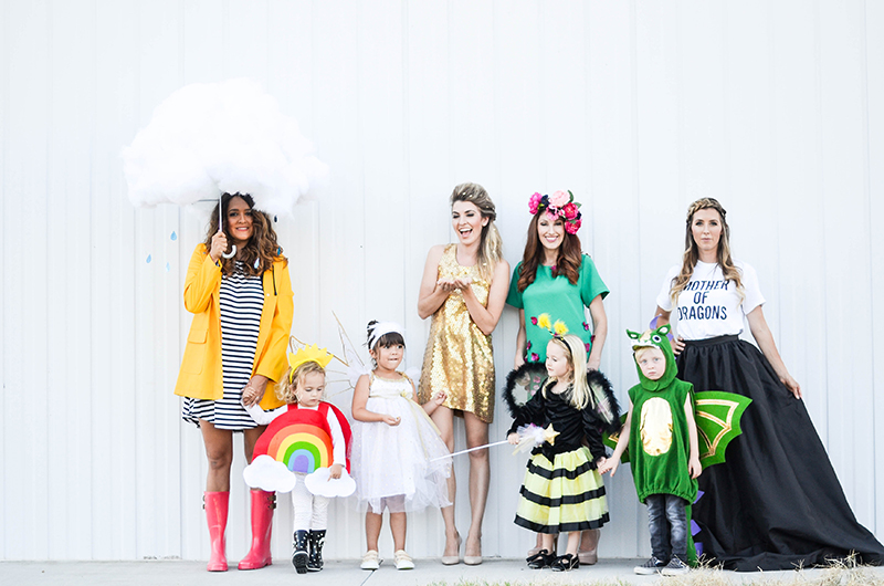 Mom + Me Halloween Costumes with Pottery Barn Kids  sc 1 st  Bel and Beau & Mom + Me Halloween Costumes with Pottery Barn Kids u2014 Isobel Benesch