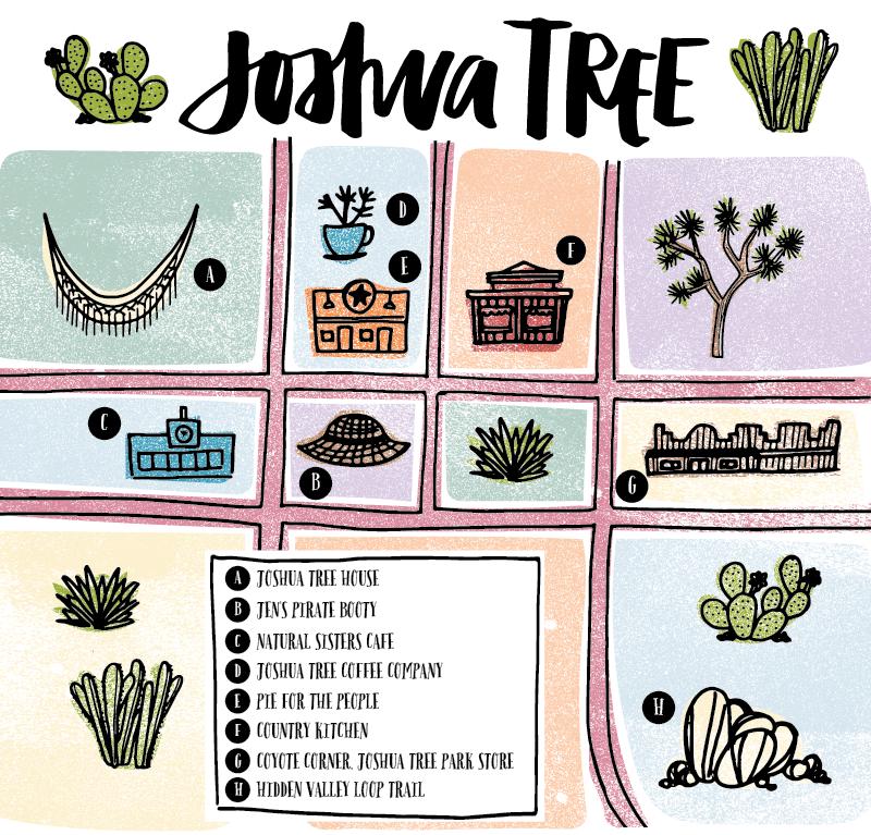 Tiny Travels Joshua Tree Isobel Benesch