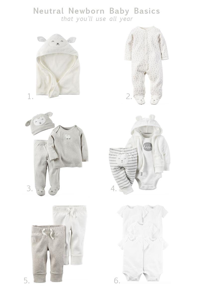 newborn baby basics