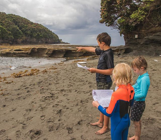"""Life was meant for good friends and great adventures""  A few friends had been asking us to join them for a day at Goat Island Marine Reserve and when we found out it was a site for the Toyota Kiwi Guardian Programme, the kids couldn't wait for the adventure and chance to earn a medal. We printed maps and the boys decided what parts they would explore: the older boys swam out to the seaweed forest and all the way to the island to check out the colourful caves and the younger boys took snorkeled along the reef and went tide pooling on the rocky shore. Everyone found and saw new things, learning about different sea creatures and overcoming fears (like swimming with giant stingrays) along the way. This was our adventure with Kiwi Guardian Programme...what will yours be?  _____________________________ @Toyota_nz and the Department of Conservation have teamed up to create the Kiwi Guardian Programme to encourage Kiwi kids and their families to get outdoors. To find a Kiwi Guardian site near you, go to kiwiguardians.co.nz. #kiwiguardians #getoutside #thegreatoutdoors"