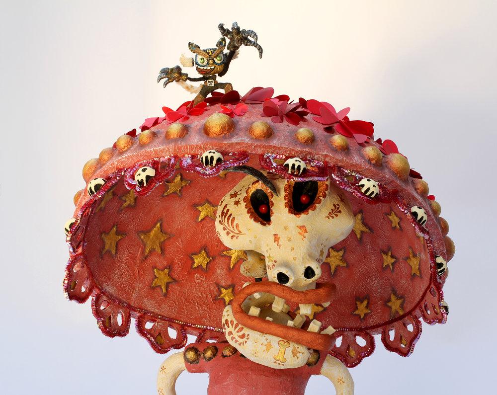 ¡La marioneta de Sartana es una de las más grandes que hemos construido!