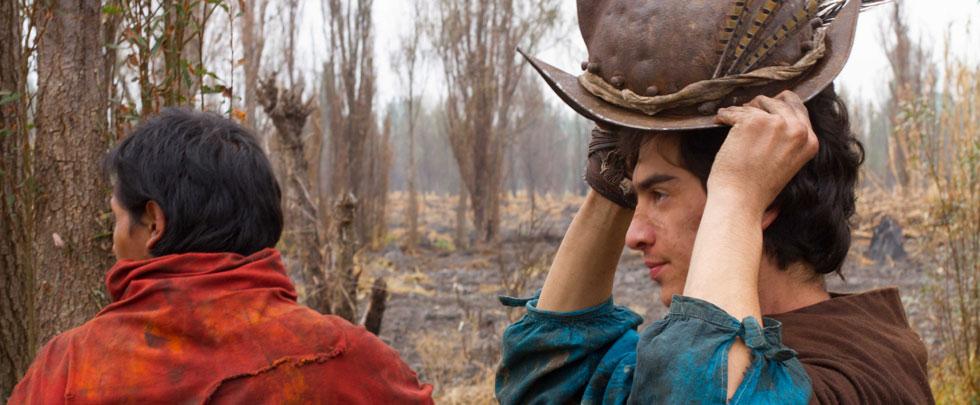 Rufario y Rufario. Dos hermanos viajando por la Nueva España.