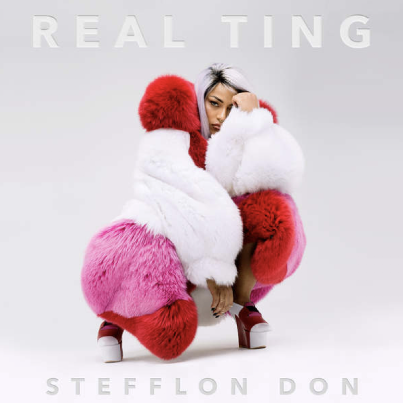 Real Ting Mixtape - Stefflon Don