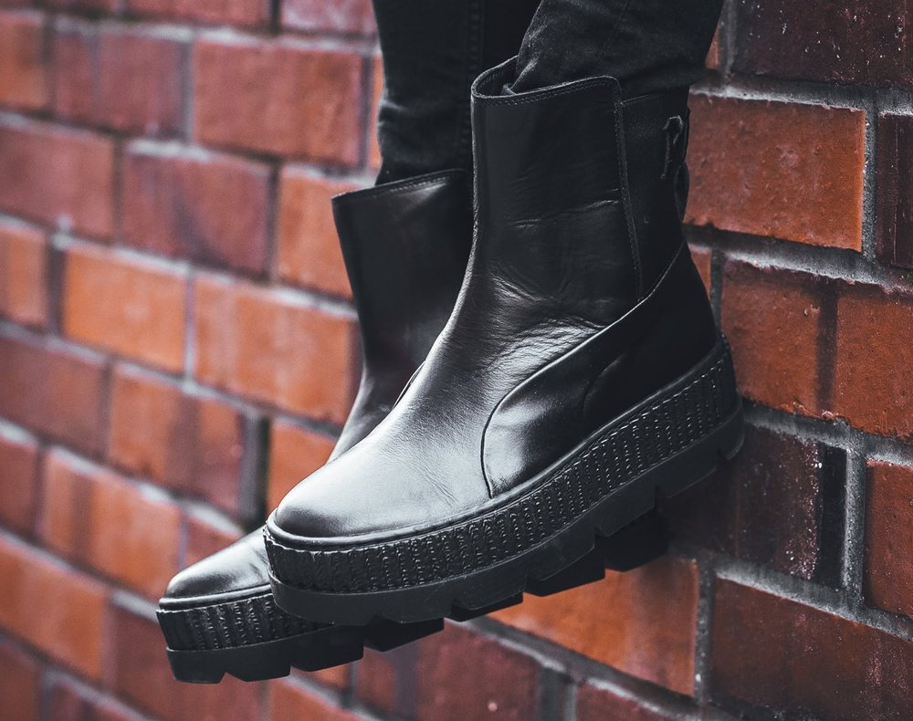 rihanna-puma-fenty-chelsea-sneaker-boot-black-release-date-on-foot.jpeg