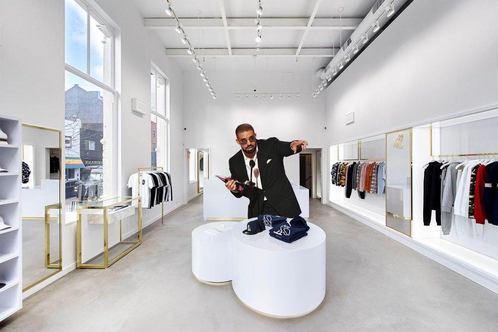Drake's New York Store