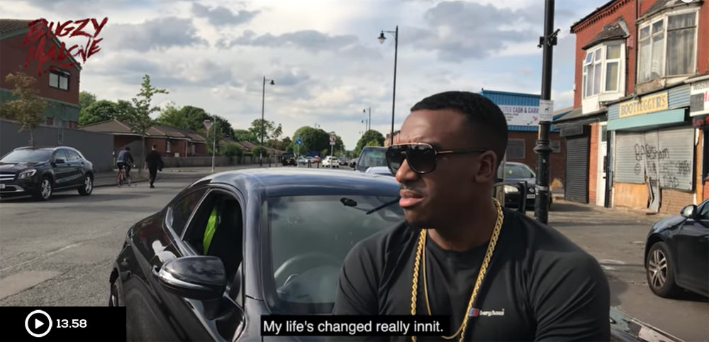'King of the North' - Episode 1 of 'The Bugzy Malone Show' - a documentary that takes us on the journey of Bugzy's life and how he has achieved the success that he has today.
