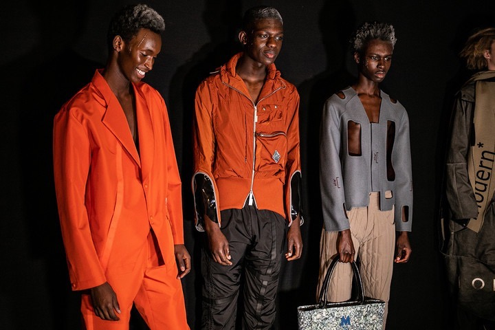 """2. A-COLD-WALL* """"BIRTH.ORGAN.SYNTH."""" COLLECTION - Following a theme of utility and raw detailing, A-COLD-WALL* presented their highly anticipated FW19 collection."""