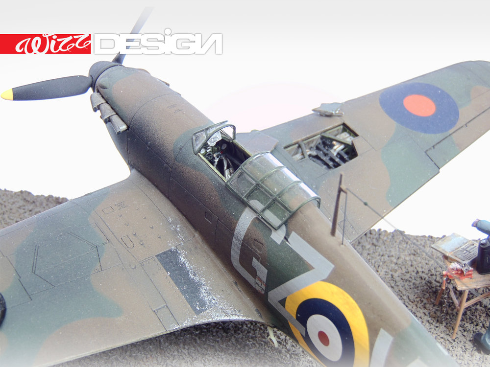 NE-D RS625 of 143 Sqn Banff, Scotland 1944