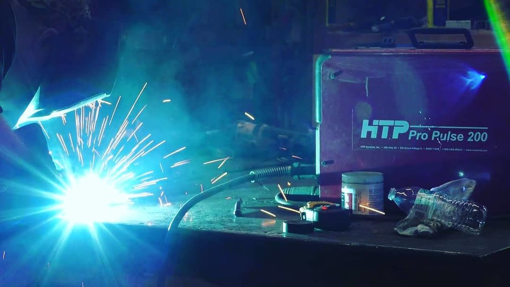 HTP has been 42Fab's CNC Plasma Cutting Power Supply Sponsor for the last 6 months.