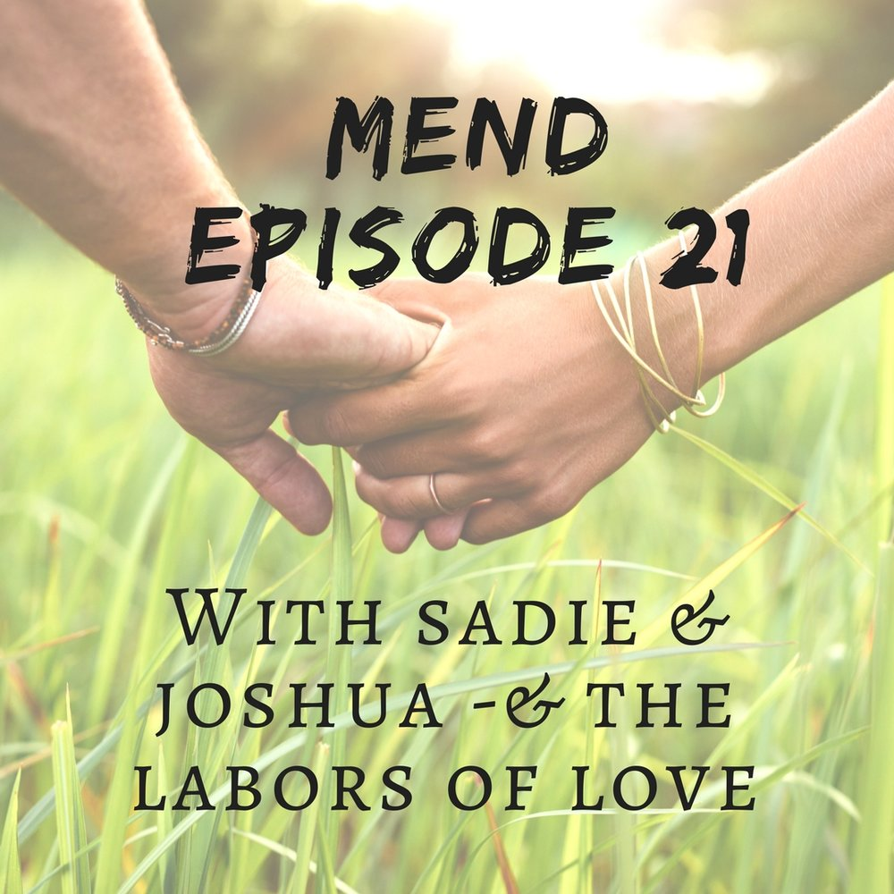With sadie & joshua -& the labors of love.jpg
