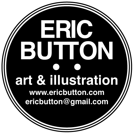 Eric Button Art and Illustration