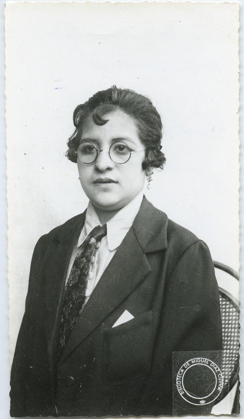 Matilde Hidalgo//