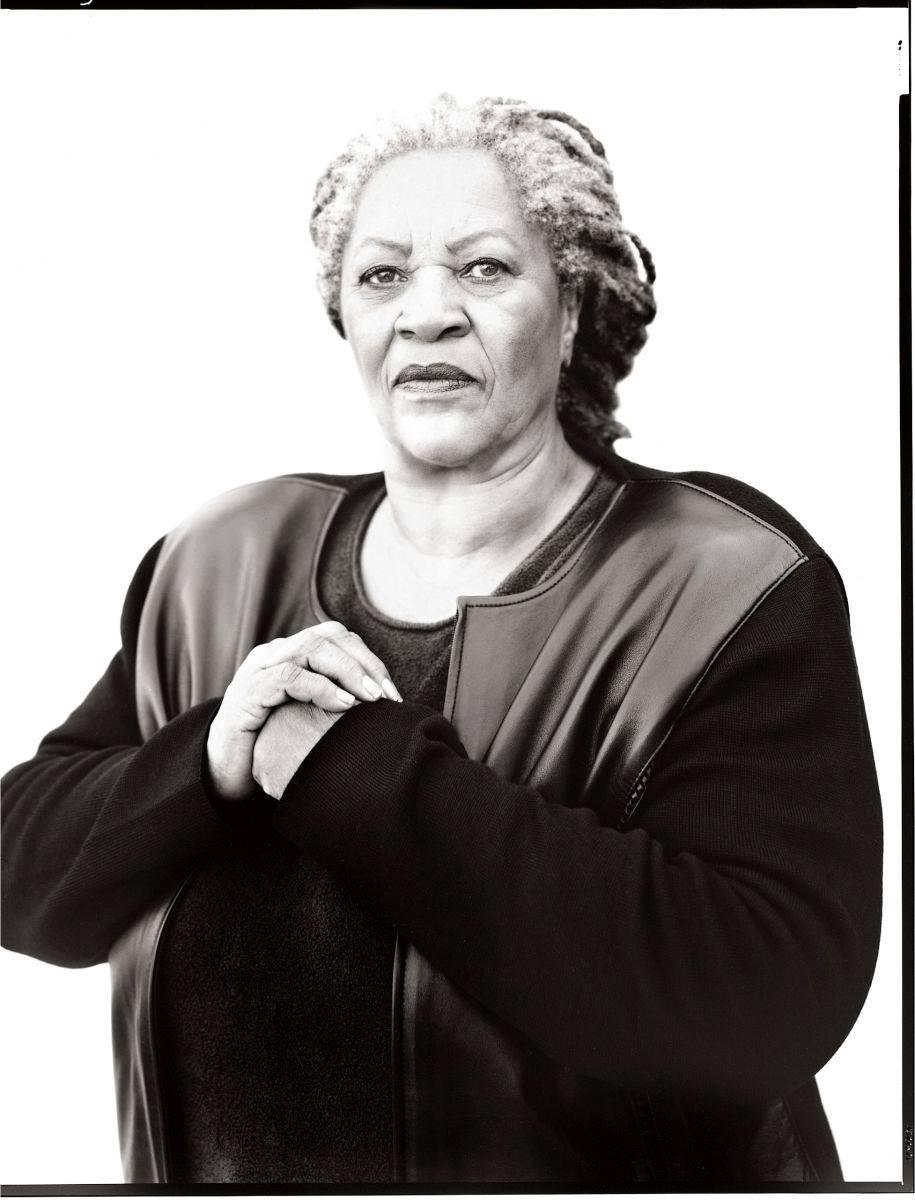 Toni Morrison//
