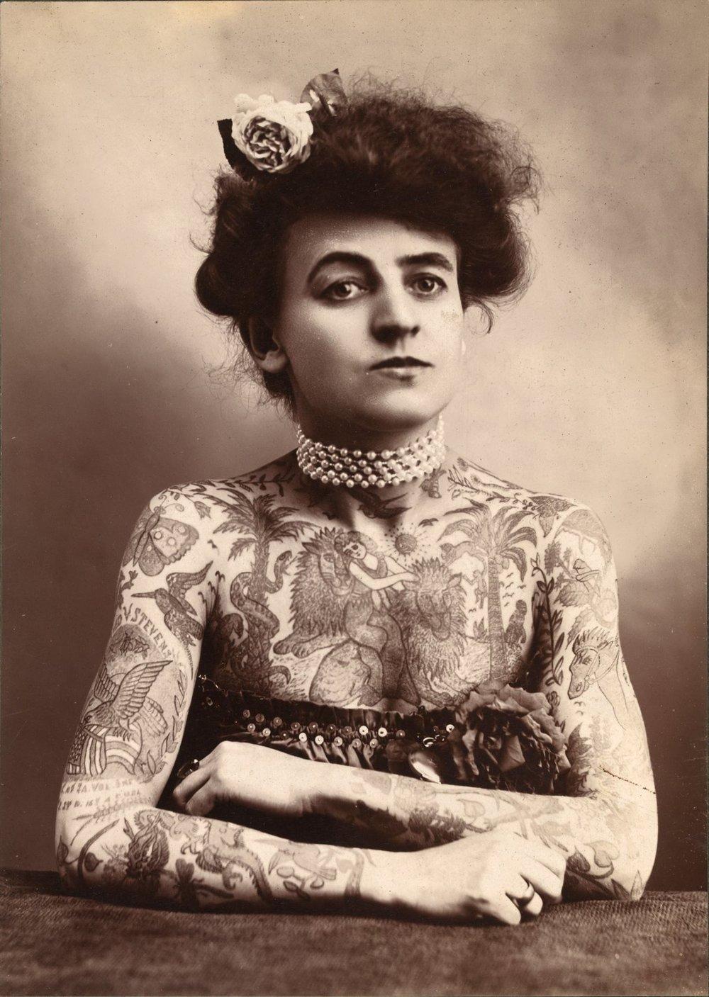 Maud Stevens Wagner//