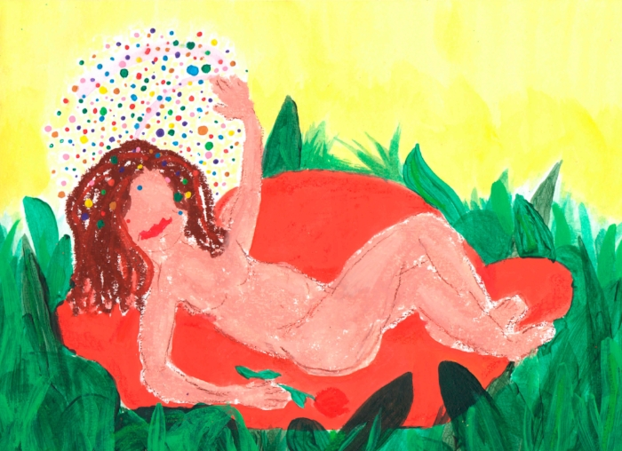 Ilustración de Gianna Marie Ayora