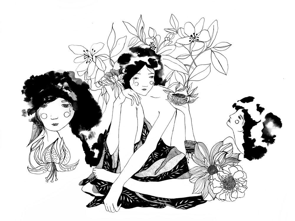 Ilustración de Jazz Buitrón