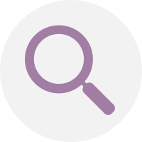 Magnifying Glass Icon for Explore LLS