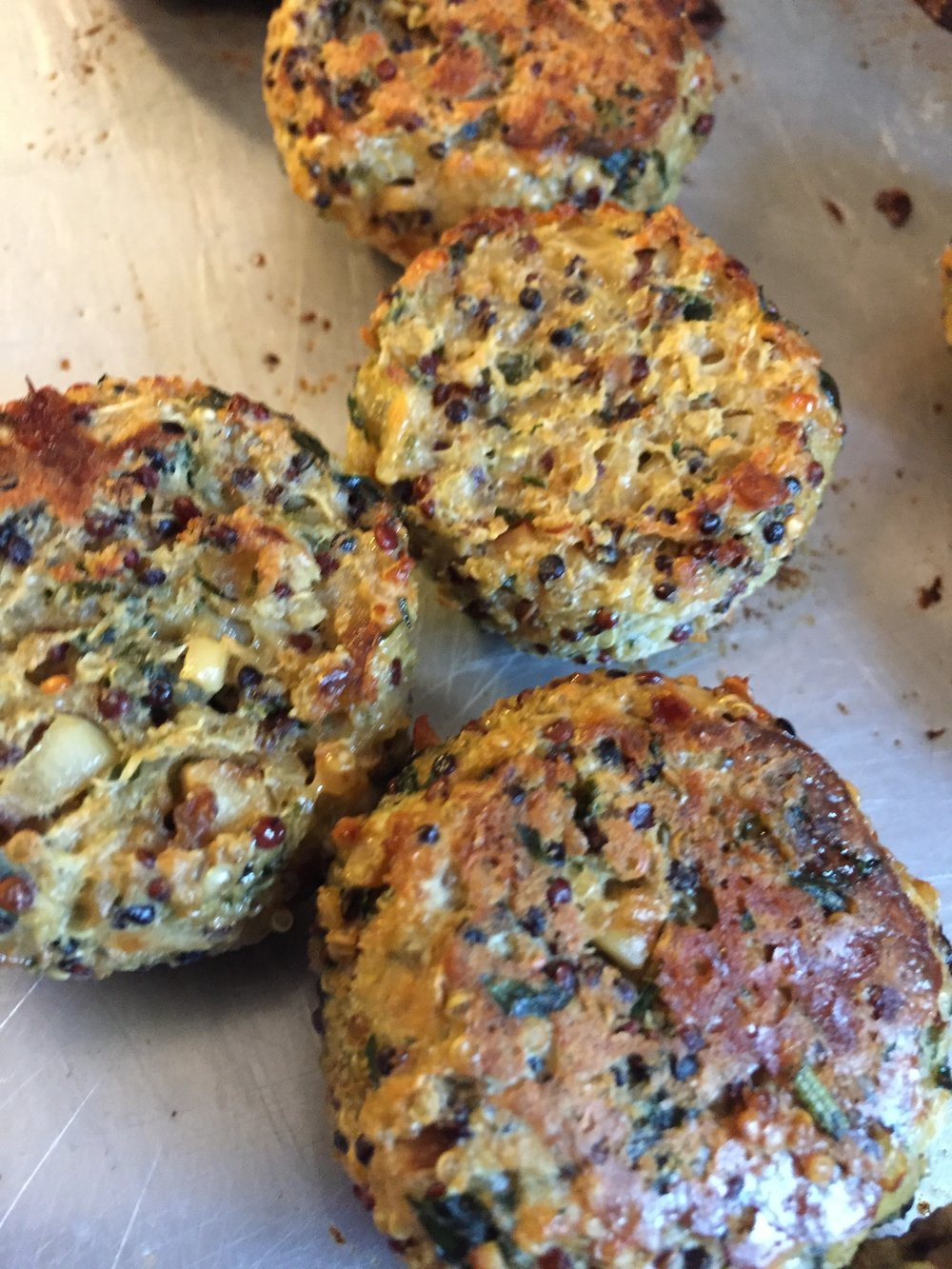 Herbed Quinoa Balls