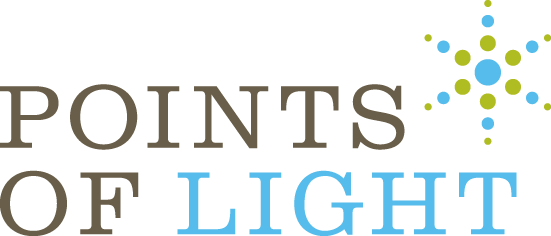 Daily Points of Light Award - Chosen as a Daily Point of Light Award Winner by Points of Light Foundation founded by President George H.W. Bush.Shreya Mantha, Founder and CEO, awarded Point of Light #6202.http://www.pointsoflight.org/programs/recognition/dpol/awards/6202Elizabeth Mockler, Programs Director, awarded Point of Light #6275.http://www.pointsoflight.org/programs/recognition/dpol/awards/6275