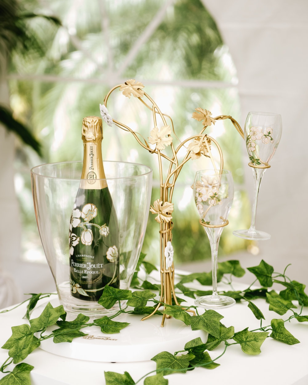 Perrier Jouet Champagne - Have you seen some of the photos that Perrier Jouet, founded in 1811, commissioned me to shoot of their VIP tent yet?