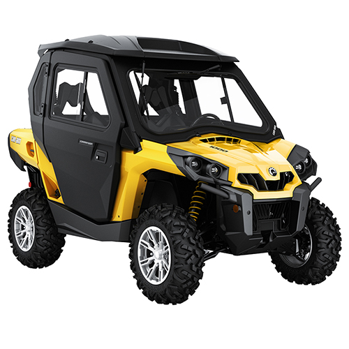 4 Must-Have Winter Accessories for your Can-Am! — Gibbons