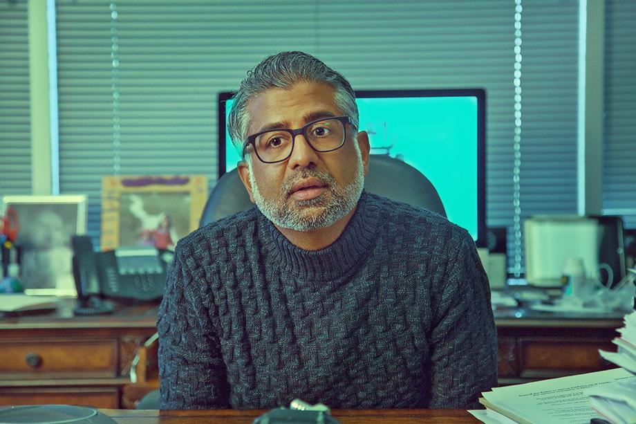 Hari Ravichandran CEO of Endurance      -