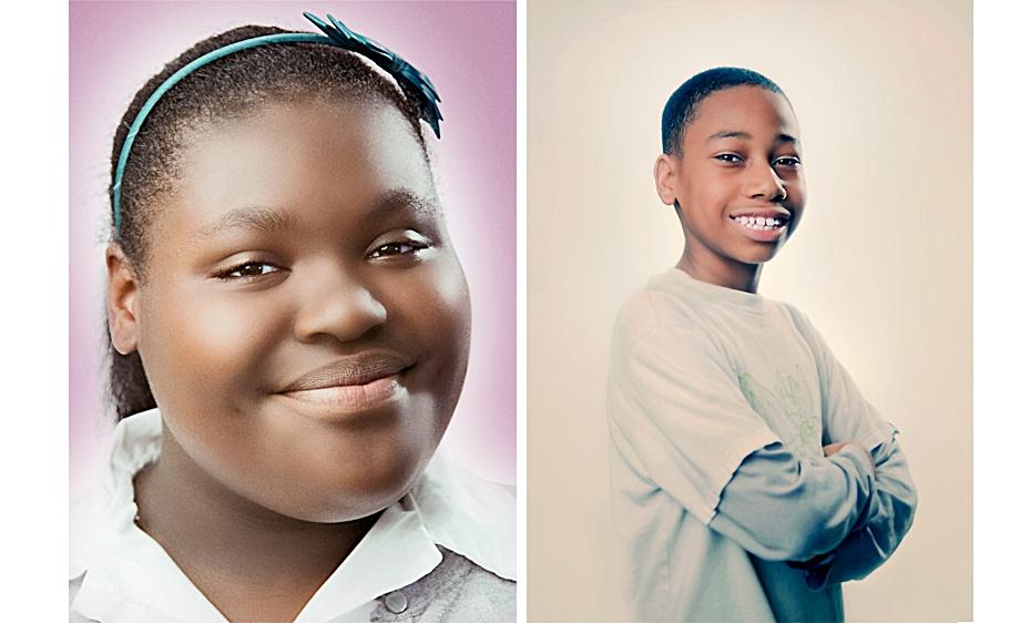 Portrait Campaign for Breakthrough New York