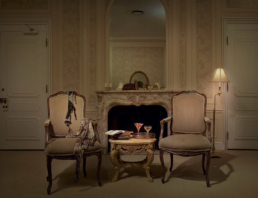 Reading Room for Cointreau    -