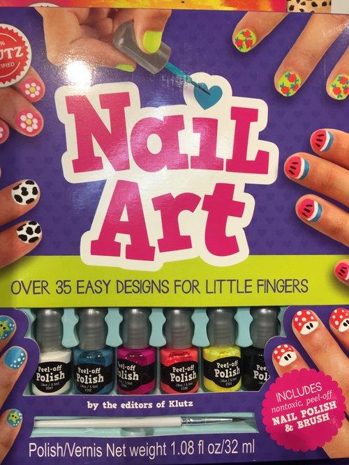 Nail Art Kit — %S