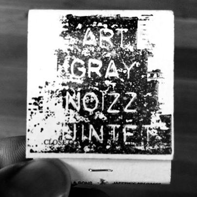 ARTGRAYNOIZZQUINTETMATCHBOOK