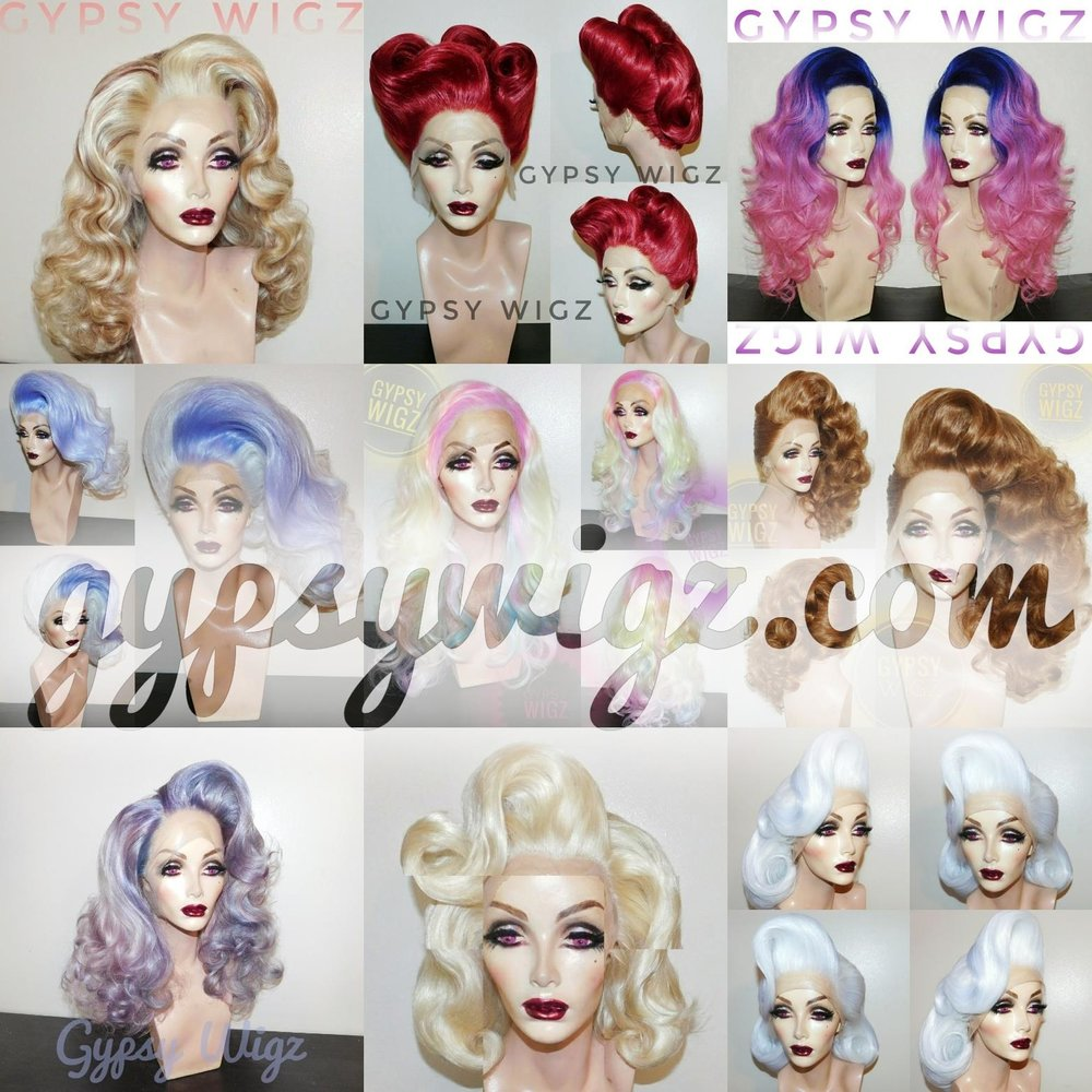 Custom Gypsy Wigz Creations