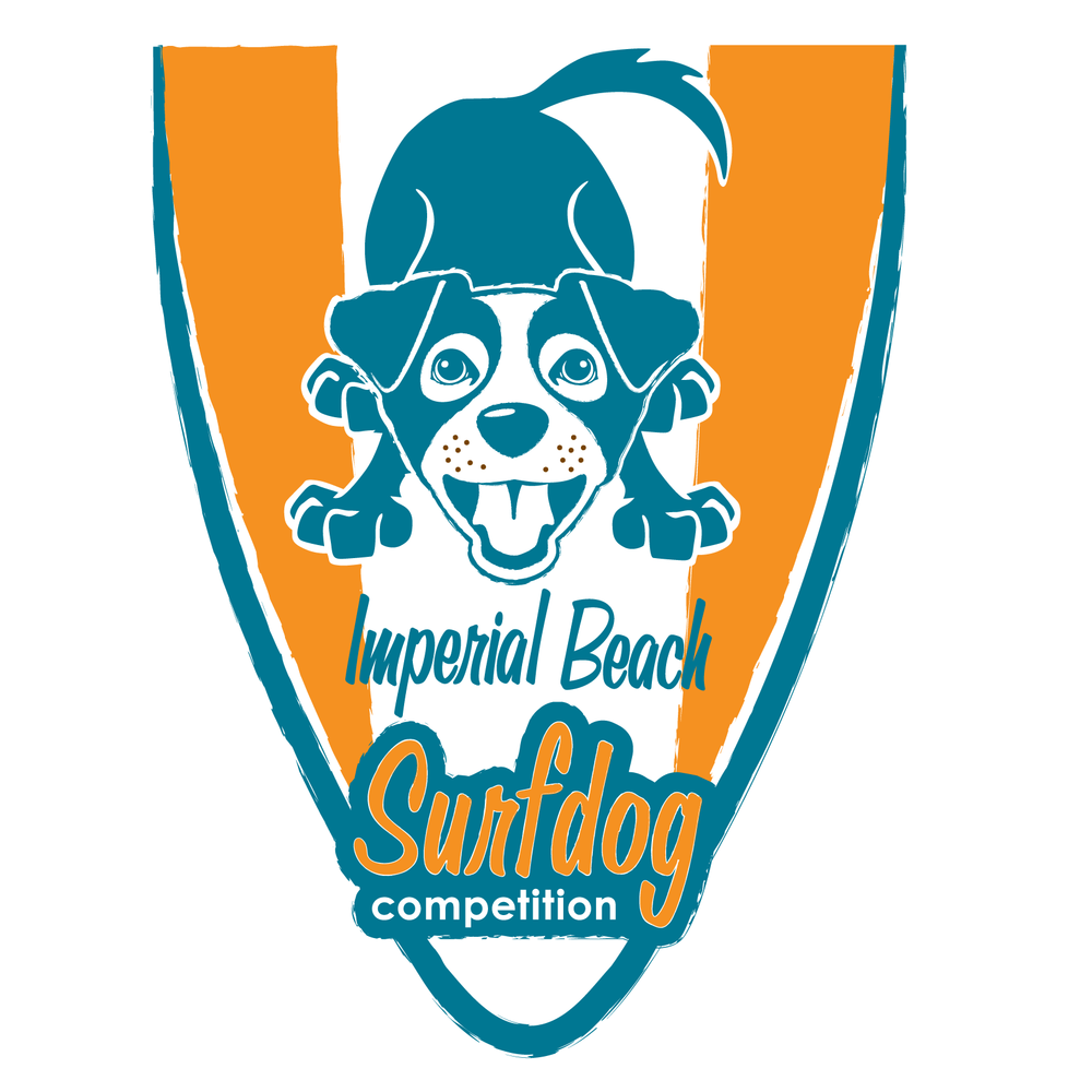 JULY 2018 | IMPERIAL BEACH, CA - Get stoked! It's time for the most adorable surf event of the year . . .The Imperial Beach Surf Dog Competition, where fearless surFUR dogs will jump on their boards and hang 20!  The Imperial Beach event is the original surf dog competition. Check out the action adjacent t the Imperial Beach Pier, where more than 60 dogs are expected to participate in this family friendly event, which raises funds for the San Diego Humane Society.