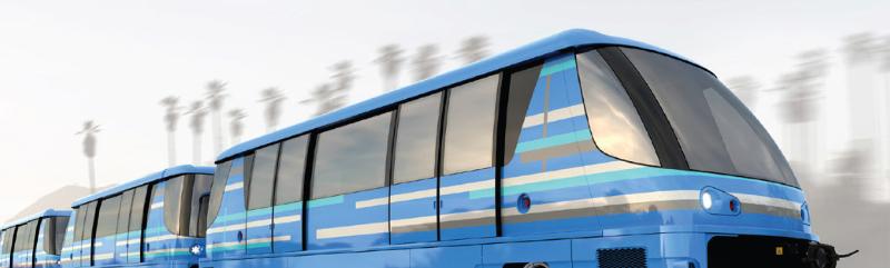 Train Manufacturer: Bombardier