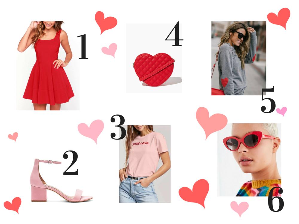 5 Valentine's Day Wardrobe Must-Haves - Valentien's Day Outfits -Fashion for Women -  heartandseam.com  #heartandseam