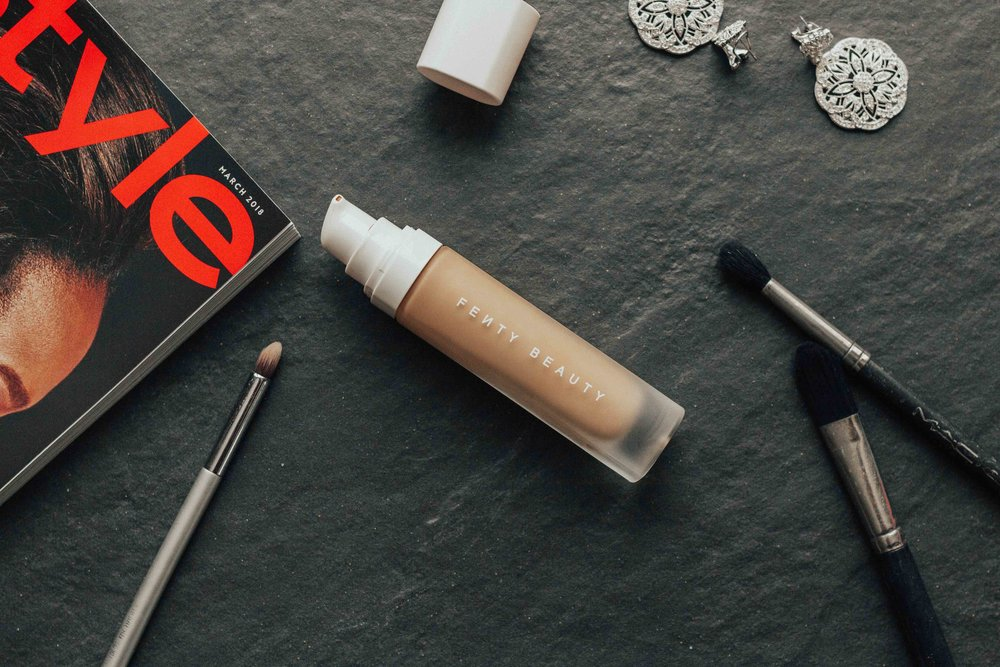 Makeup for women – Foundation – Beauty for Women – heartandseam.com #heartandseam #fenty