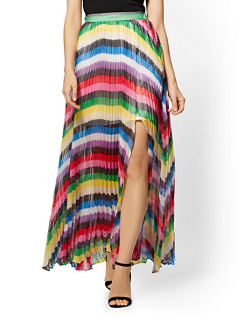 Maxi Skirt - Gorgeous for a night out.