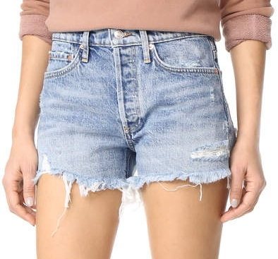 Loose Fit Cut-Offs -