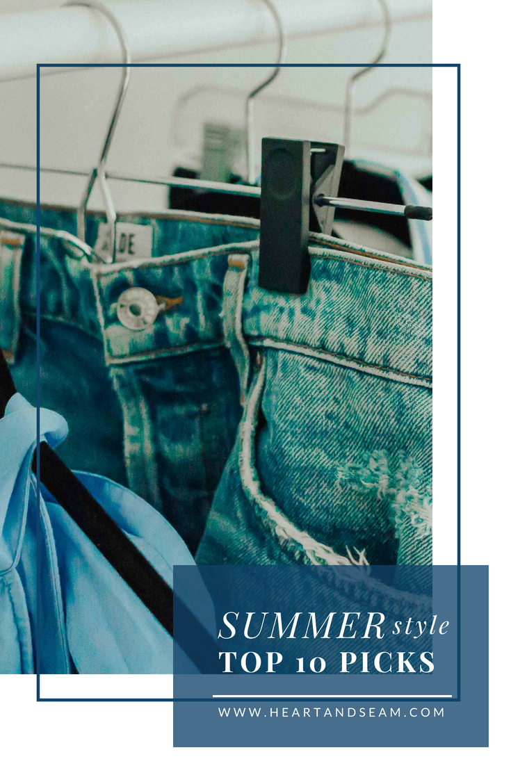 Summer Style – Top Pieces for Summer- Summer Outfit Ideas – Outfit Ideas for Women – Top Summer Purchases - #summer #heartandseam  www.heartandseam.com