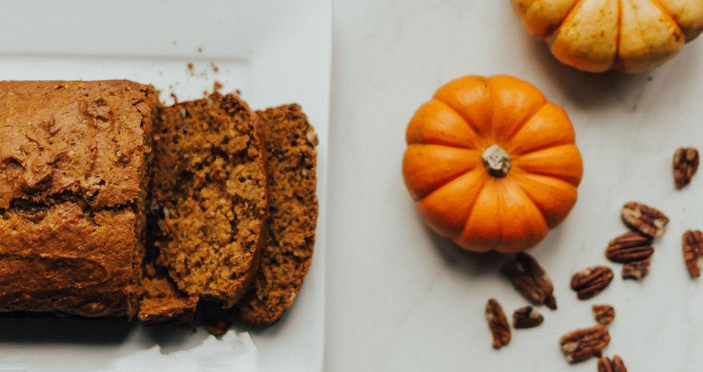 The Best Pumpkin Bread Recipe. Ever.