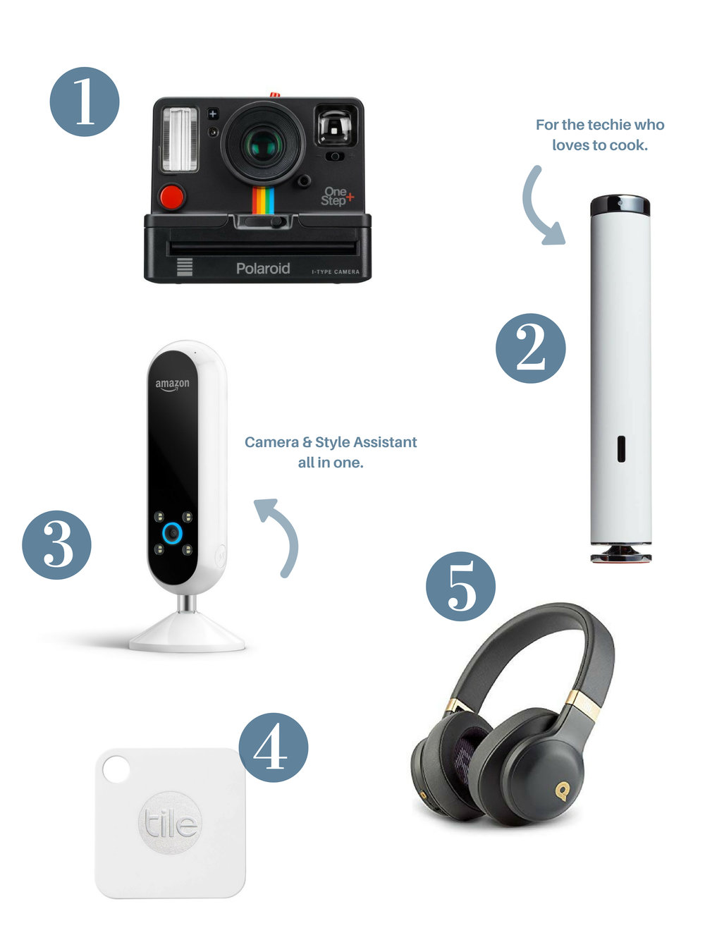 Gift Ideas for the Tech Junkie