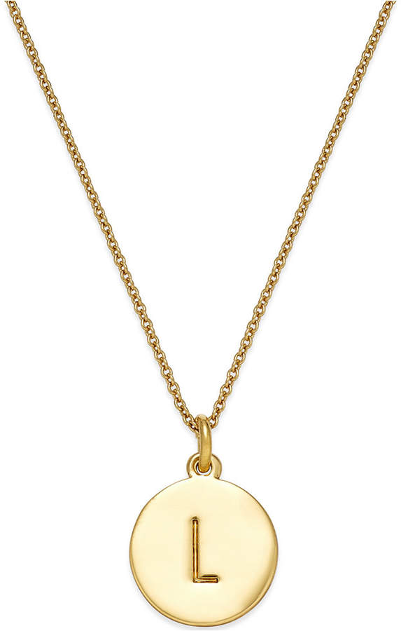 Kate Spade Initial Necklace - SHOP NOW