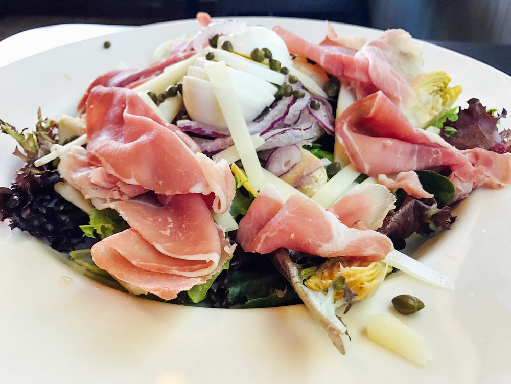 Espanola Salad..........$9.50