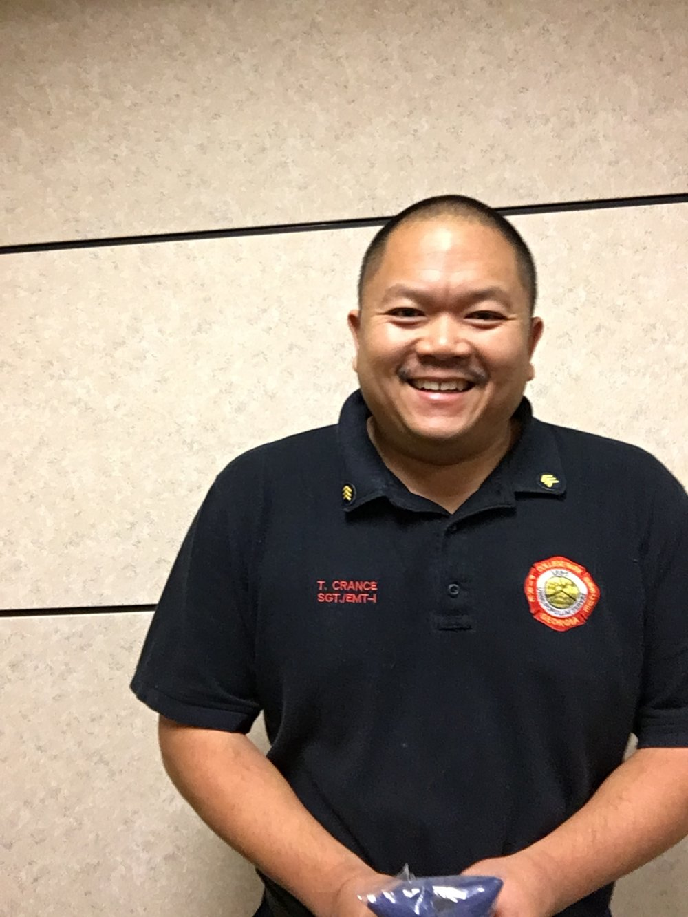 """I would say that after 24 years in the fire service, the First Responder Sleep Recovery training is the most beneficial and informative class I have taken and highly recommend this class to everyone! "" -Sergeant Crance, College Park FD, College Park, GA -"